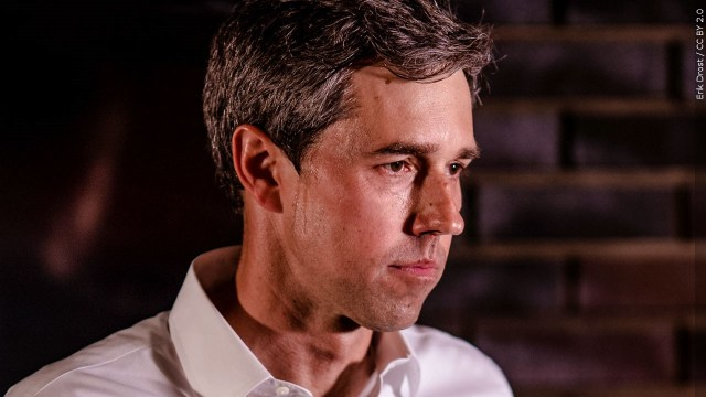 Beto O'Rourke says Texas offers Americans a stark history lesson