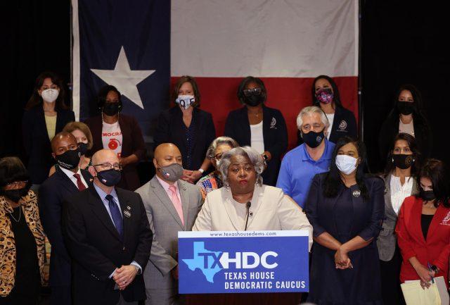 Texas State Rep. Barbara Gervin-Hawkins
