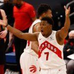 NBA: Cleveland Cavaliers at Toronto Raptors