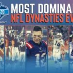 20 most dominant NFL dynasties ever