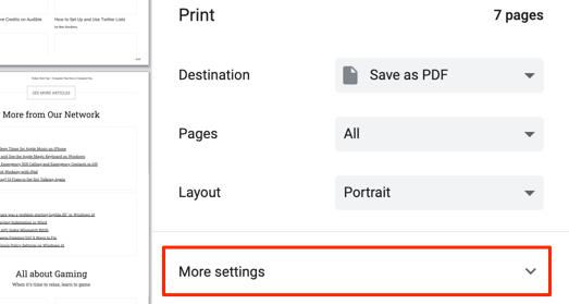 14 web page to pdf chrome