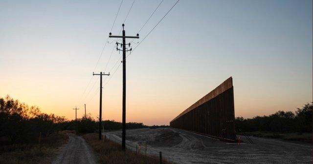 Border Wall VC TTPP TT 40
