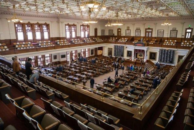 Texas House Floor