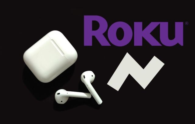 How to Connect Apple AirPods to Roku