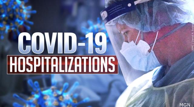 282 pediatric Covid patients hospitalized in Texas; 2 in El Paso region