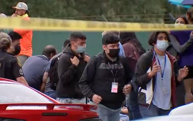 houston school shooting
