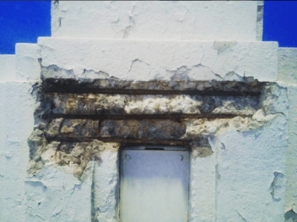 Sixth Street Bridge decay