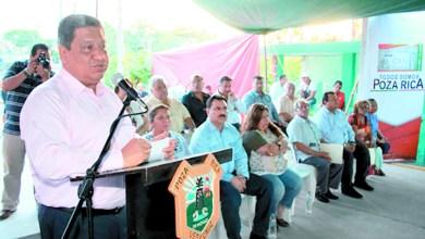 Photo of Sergio Quiroz, el alcalde y líder petrolero de Poza Rica apasionado del fútbol