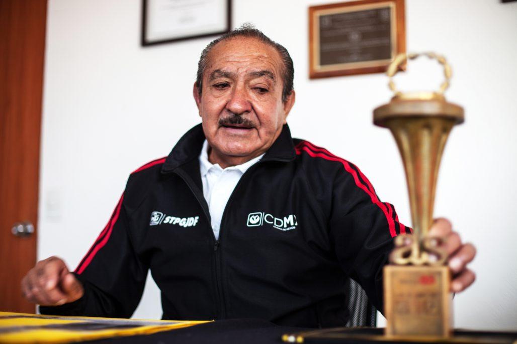 Profe Merino futbol