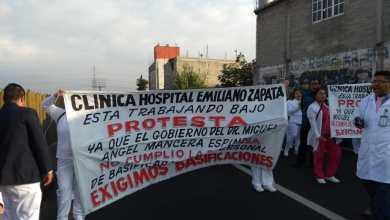 Photo of Trabajadores delSUTGCDMX bloquearon autopista México-Puebla