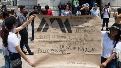 """Photo of Estudiantes de la UAM temen represalias de un sindicato """"agresivo"""""""