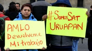 Photo of Transparencia pide al SAT informar sobre despidos