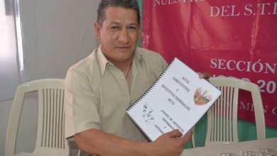 Photo of Sindicato petrolero reconoce a Carlos Morales como su líder