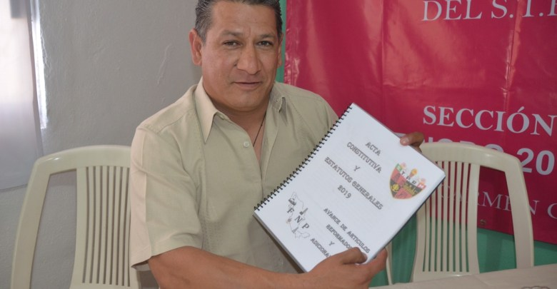 Photo of Sindicato petrolero reconoce a Carlos Morales como su líder