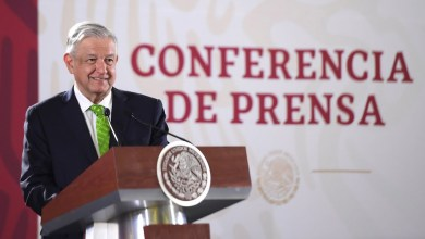 "Photo of Pese a ""encontronazos"", habrá democracia sindical: AMLO"