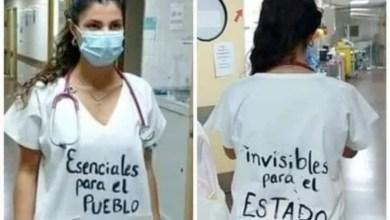 Photo of Trabajadores médicos Covid19, los héroes maltratados en México.