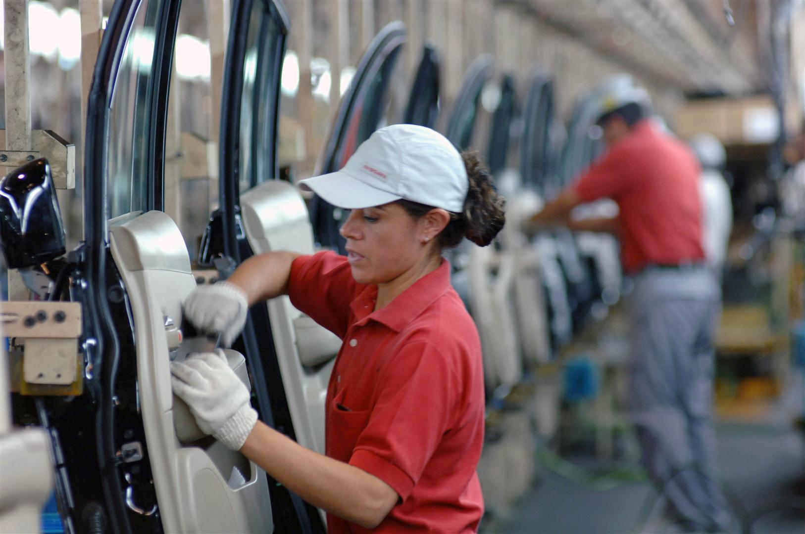 mercado laboral mujeres