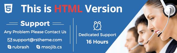 AppOne - App Landing HTML Template