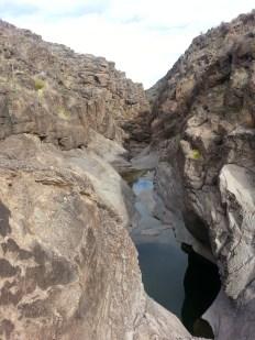 Cinco Tinajas Trail
