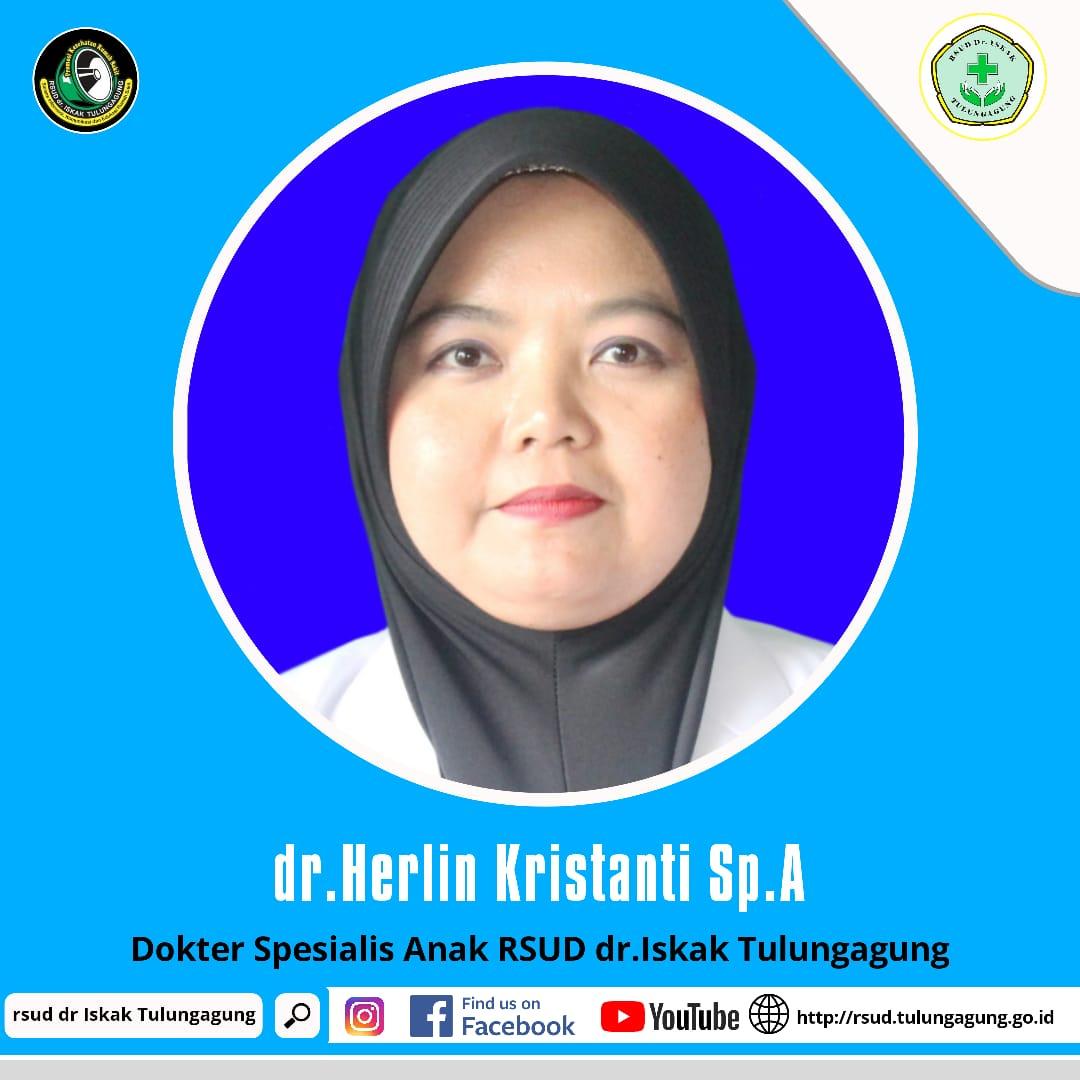 dr. HERLIN KRISTANTI, Sp.A