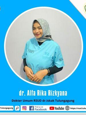 dr. ALFA RIKA RIZKYANA