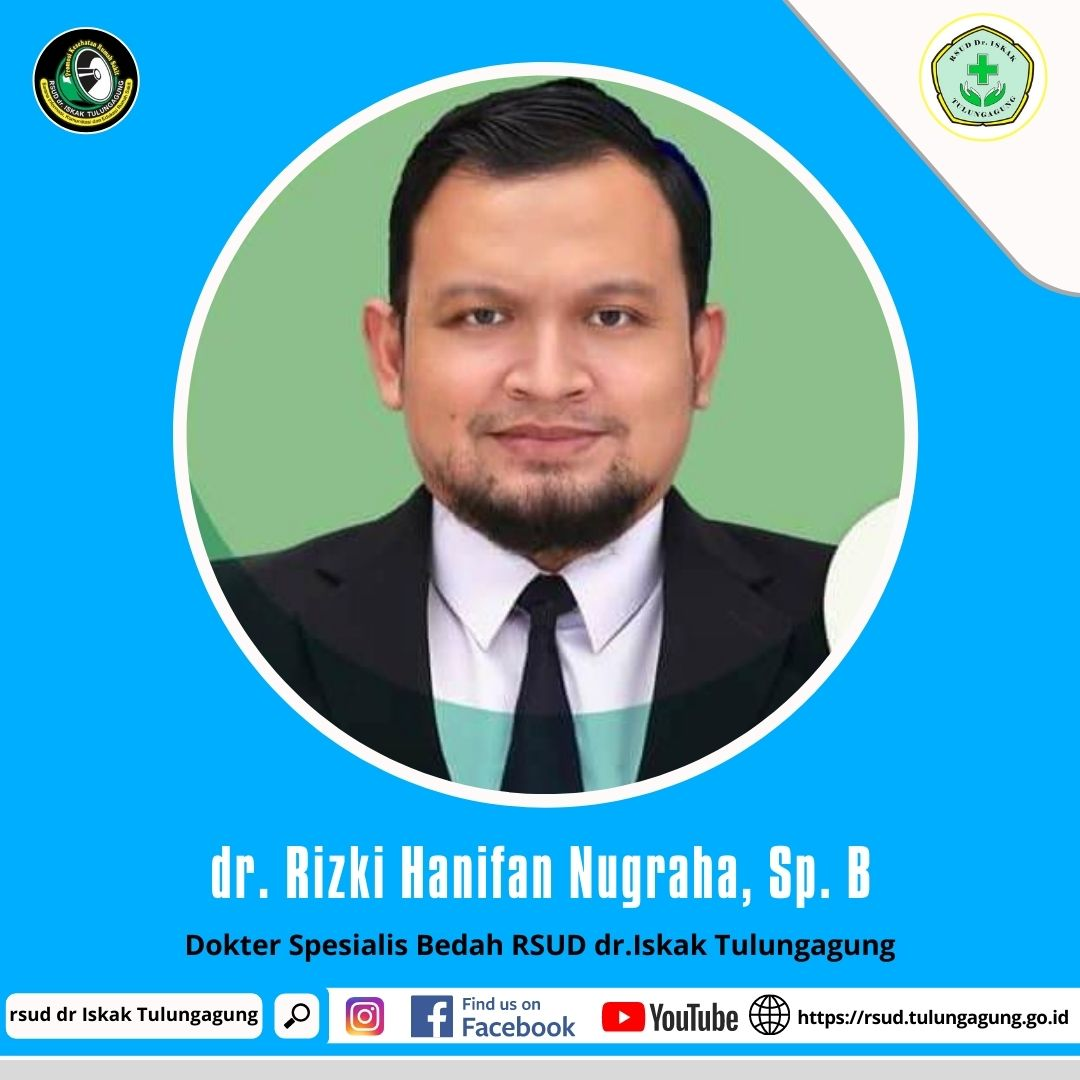 dr. RIZKI HANIFAN NUGRAHA, Sp. B