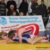 Oberliga Thüringen: RSV Rotation Greiz II gegen SV Lok Altenburg endet 32:0