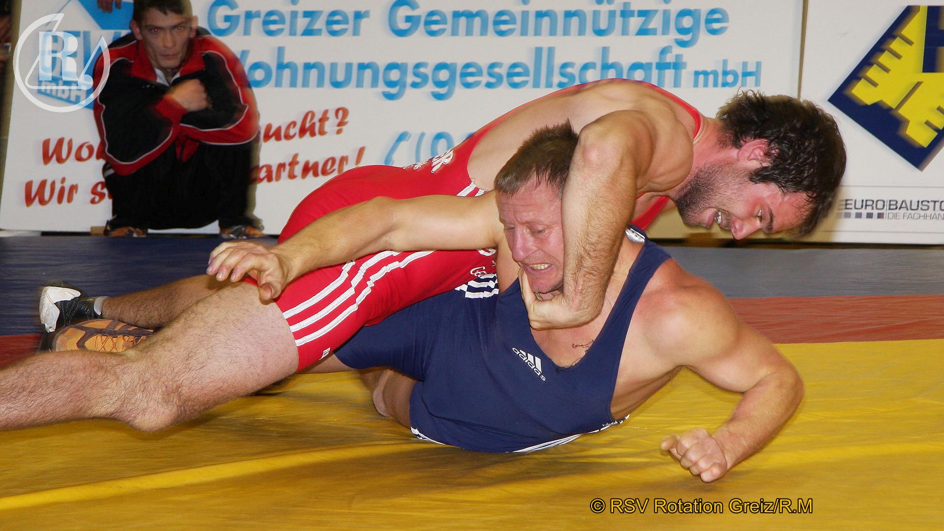 Oberliga Thüringen: RSV Rotation Greiz II gegen KSC Deutsche Eiche Apolda endet 18:13