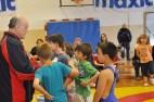 Kreisjugendspiele im Ringen in der Greizer Jahnturnhalle