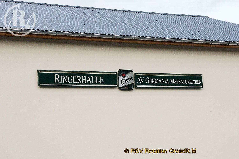 2.Bundesliaga Nord: AV Germania Markneukirchen gegen RSV Rotation Greiz 13:23