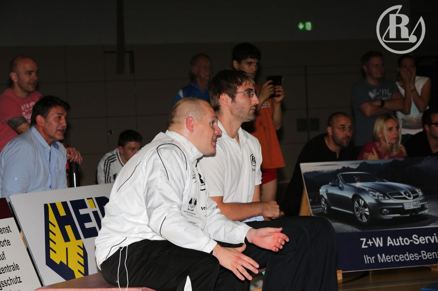 Regionalliga Mitteldeutschland: RSV Rotation Greiz II gegen RV Thalheim II 14:14