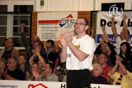 Trainer Falk Schlehahn