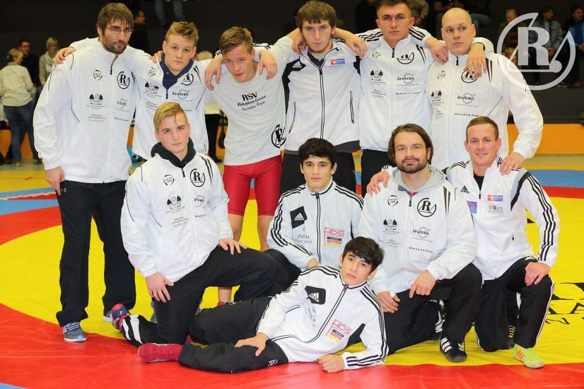 Regionalliga Mitteldeutschland: RSV Rotation Greiz II gegen RC Germania Potsdam13:15