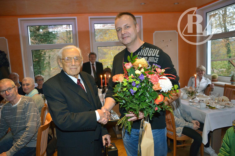 Gerhard Mittenzwei: Ältester Greizer Ringkampfanhänger feiert 90. Geburtstag