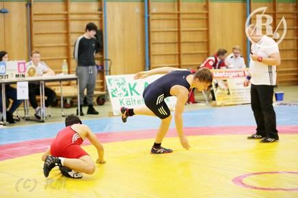 Wittelsbacher- Land- Turnier der Ringer im bayerischen Aichach