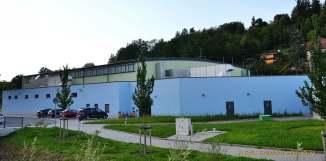 Zweifeldersporthalle Greiz