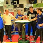 RLMD Staffel A: AV-Germania Markneukirchen e.V. gegen RSV Rotation Greiz endet 14 - 12