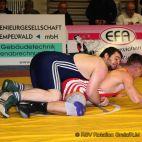 2.Bundesliga Nord: RSV Rotation Greiz gegen KSC Motor Jena endet 17:17