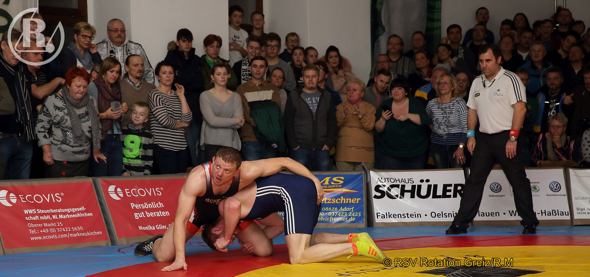 Finale – Regionalliga Mitteldeutschland:  AV Germania Markneukirchen gegen RSV Rotation Greiz endet 14:13