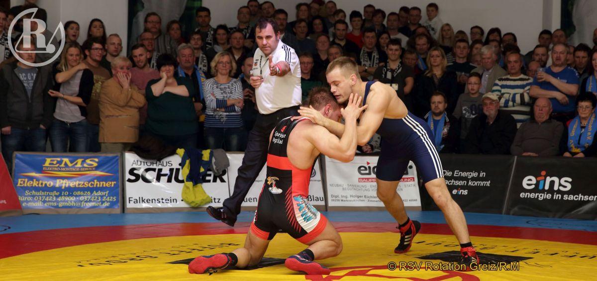 Fotogalerie: Finale - Regionalliga Mitteldeutschland:  AV Germania Markneukirchen gegen RSV Rotation Greiz