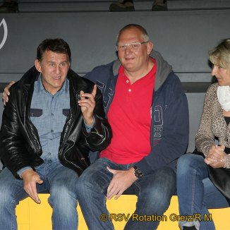Regionalliga Mitteldeutschland 2015: RSV Rotation Greiz II gegen RC Germania Potsdam endet 20:10
