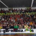 2.Bundesliga Nord Ringen: AC Germania Artern gegen RSV Rotation Greiz endet 10:18