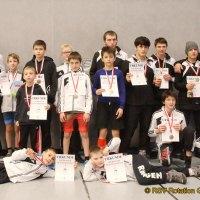 RSV Rotation: Sechs Doppelmeisterschaften für Greizer Ringer