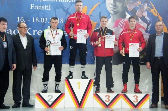 Deutsche Juniorenmeisterschaften im Ringen