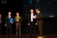 Die 1. Männermannschaft und Lucas Hanke wurden beim Ball des Sports für ihre Leistungen gewürdigt