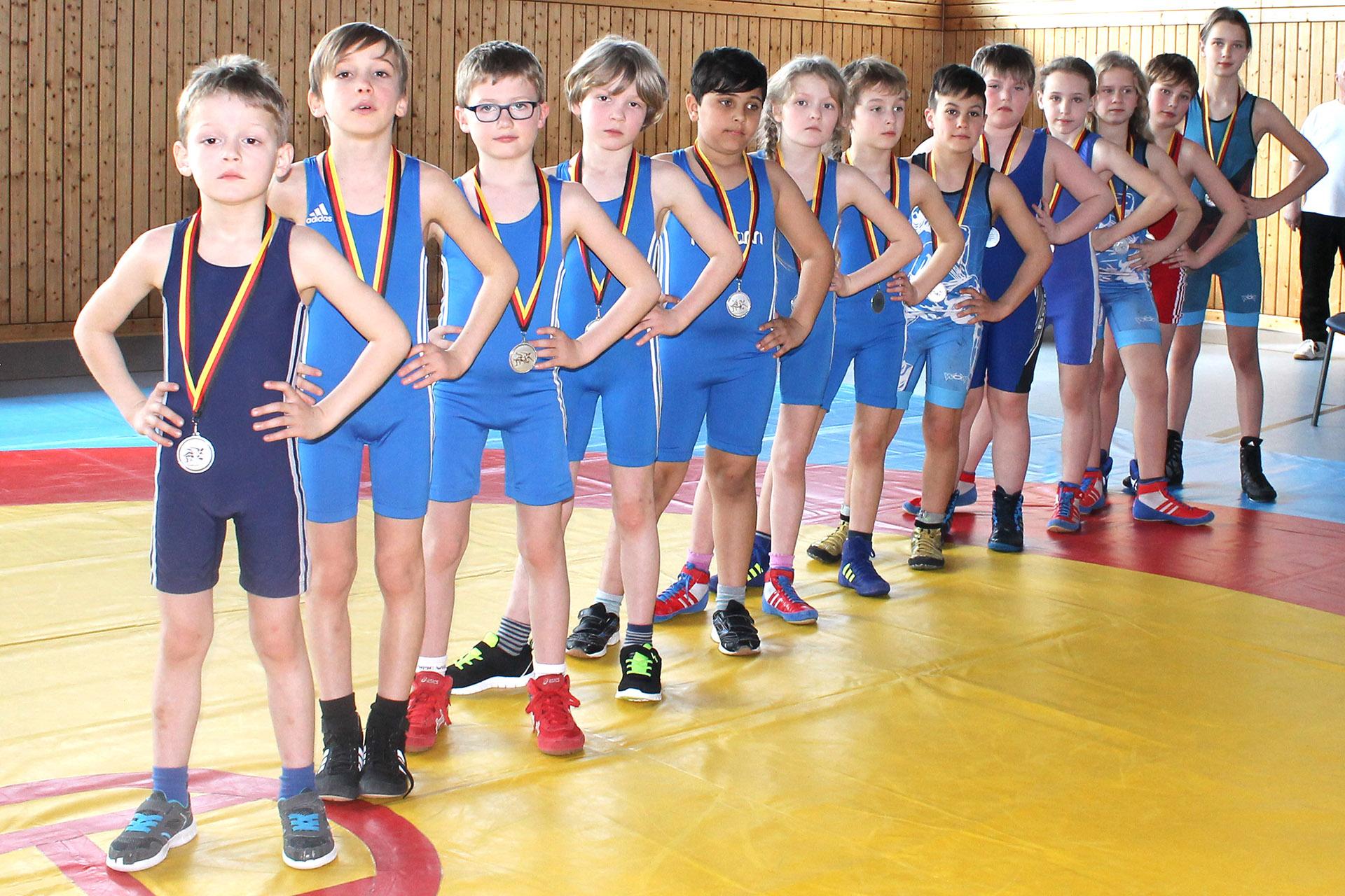 Greizer Jugendringer unterliegen im Finale