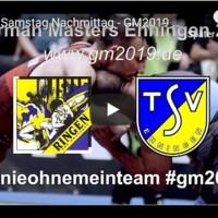 Update zu den Deutschen Meisterschaften German Masters 2019 in Ehningen/Stuttgart im Freistil Ringen
