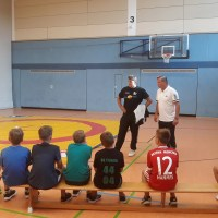 Sporttag Ringen im Gymnasium Greiz