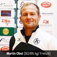 Vertragsverlängerung von Martin Obst