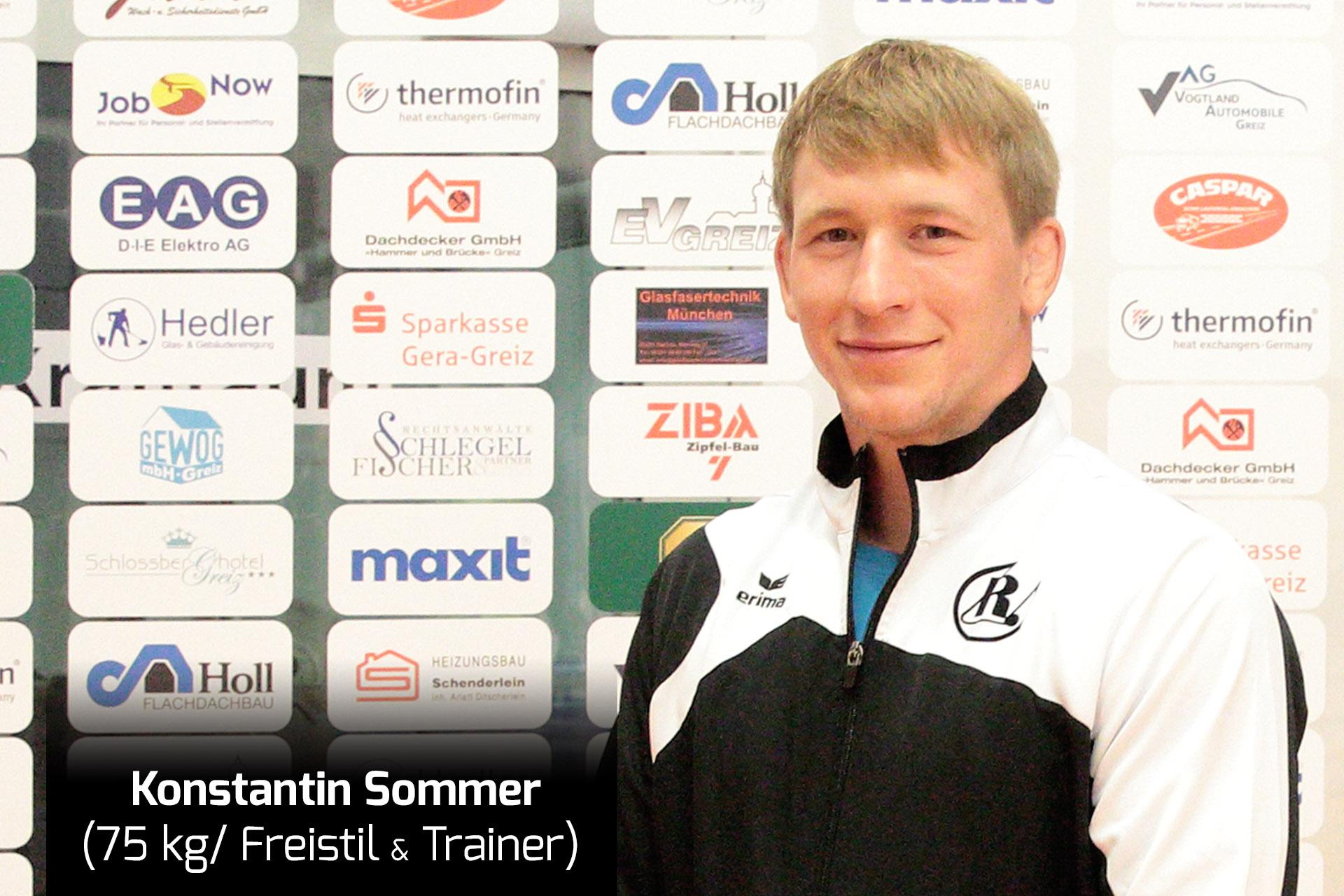 Konstantin Sommer
